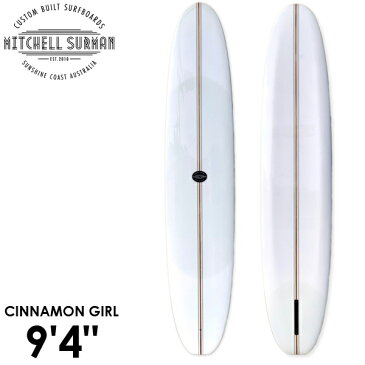 【OUTLET!】MS SURFBOARDS エムエスサーフボード CINNAMON GIRL 9'4
