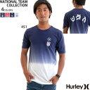 【値下げしました!】HURLEY ハーレー メンズ 半袖 Tシャツ NATIONAL TEAM COLLECTION サッカー ワールドカップ