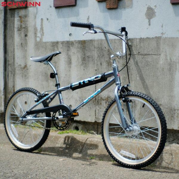 自転車・サイクリング, ビーチクルーザー SCHWINN 2021 STING PRO BMX 20