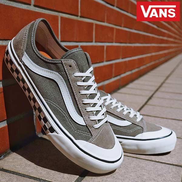 メンズ靴, スニーカー VANS STYLE36 DECON SF (SALT WASH) DESERT TAUPEMARSHMALLOW