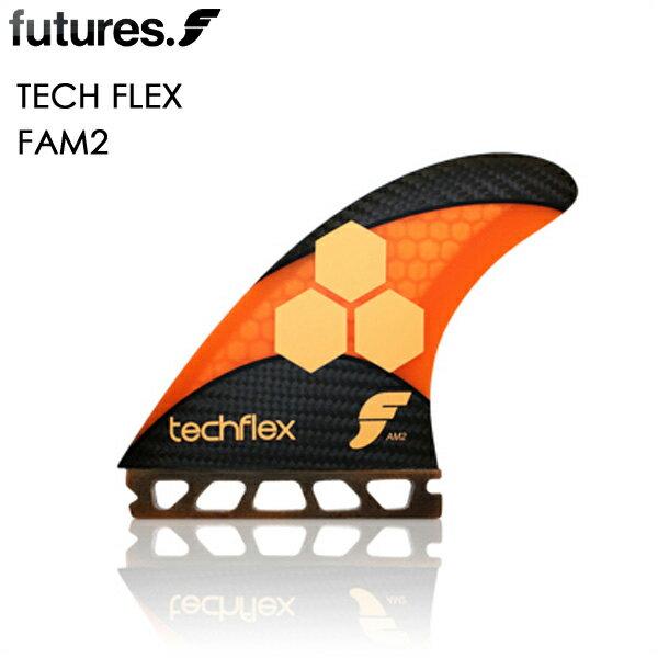 サーフィン・ボディボード, ボードフィン  FUTURE FIN TECH FLEX FAM2