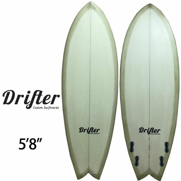 サーフィン・ボディボード, サーフボード SALE DRIFTER EPS QUAD FISH 58 FCS2