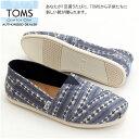 【20%OFF SALE】 TOMS トムス メンズ シュー...