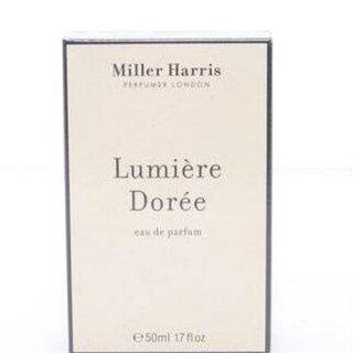 ミラーハリス(MillerHarris)ルミエールドーレオーデパルファム50mlフローラルシトラス