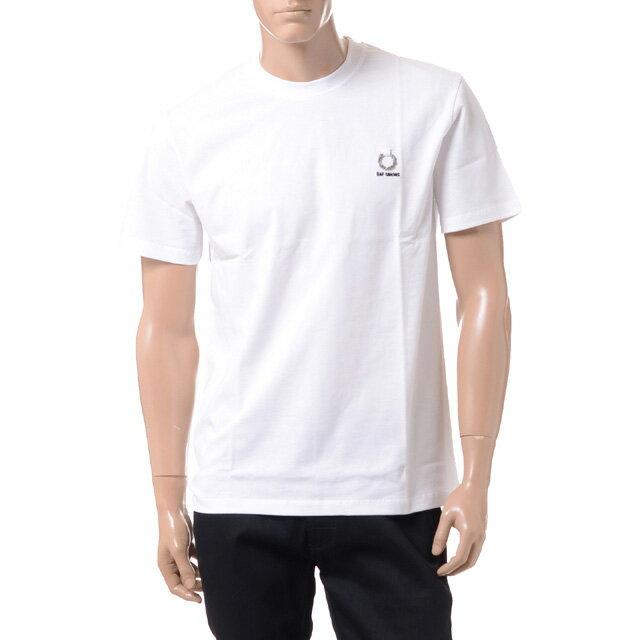 トップス, Tシャツ・カットソー  (RAF SIMONS) FRED PERRY T sm7059100 2019AW