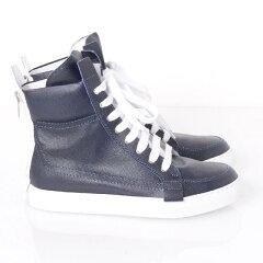 クリスヴァンアッシュ ハイカットスニーカー zip sneakers 【正規取扱】クリスヴァンアッシュ (...