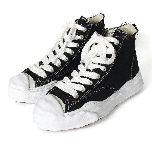 メンズ靴, スニーカー  (MIHARAYASUHIRO) a05fw701black 2020AW