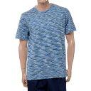 ミッソーニ Tシャツ コットン ブルー