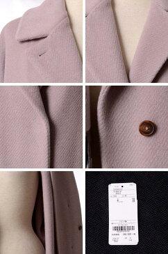 メゾン マルタンマルジェラ (Maison Martin Margiela) ロング丈コート ウール混合 ラベンダーブラシ s31aa0131s43023 10,800円以上購入で送料無料 【正規取扱】