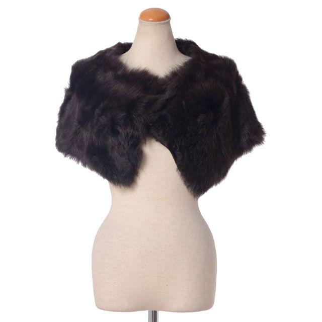 レディースファッション, コート・ジャケット  (NIGELPRESTONKNIGHT) 045gshawlbrown 3,980