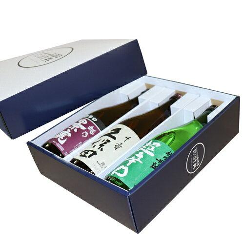 越後雪国地酒連峰『金賞蔵飲み比べセット』