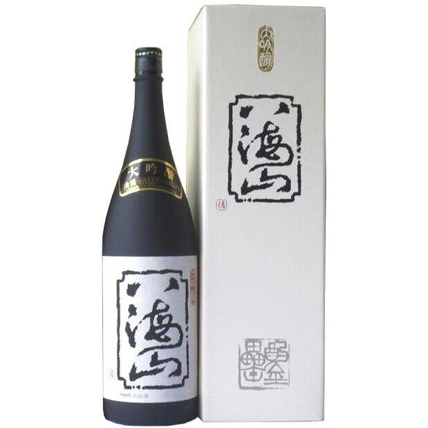 八海山大吟醸酒