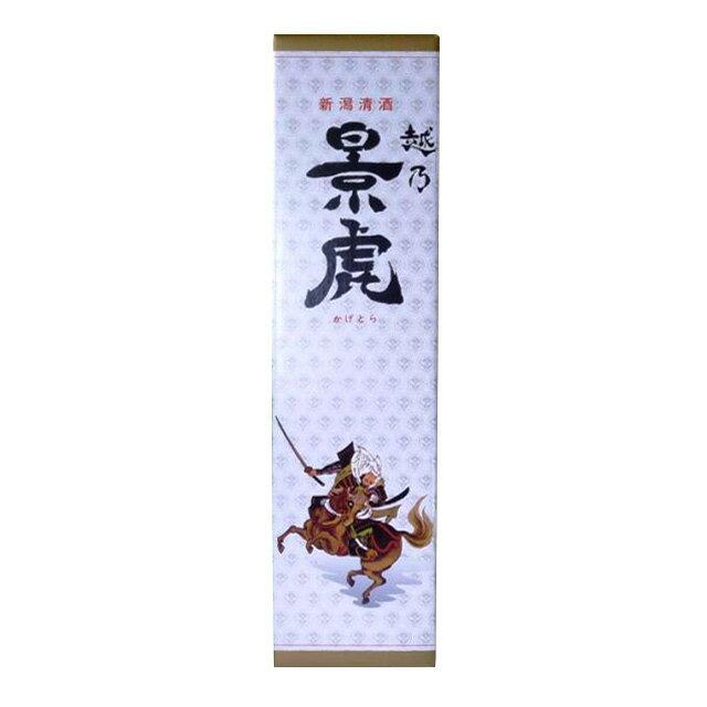 化粧箱 (越乃影虎純米酒専用 1800ml 1本入り用 )