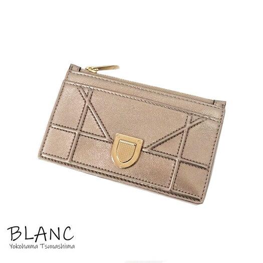 財布・ケース, レディースコインケース  26-MA-0169 Christian Dior BLANC