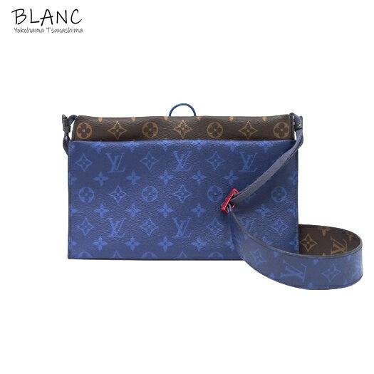 男女兼用バッグ, ショルダーバッグ・メッセンジャーバッグ  M43854 BLANC