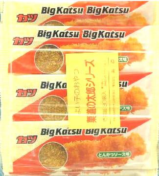 菓道のカツ Big Katsu ビッグカツ 【30袋で1パック】