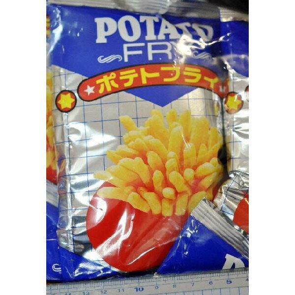 ポテトフライ しお味 中村製菓  【20袋入り】
