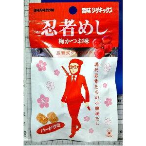 UHA味覚糖 忍者めし 【10袋で1箱】 味種類を選択してください