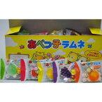 あべっ子 くだものラムネ 安部製菓  【50袋入り】