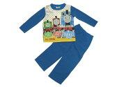 機関車トーマス長袖光るパジャマ(120)冬・裏起毛