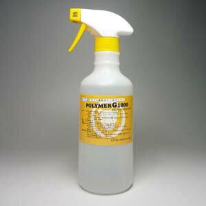 コーティング剤/洗車カーケア用品ポリマーG1000にNEWタイプが新登場!容量は500mlとタップリ♪...