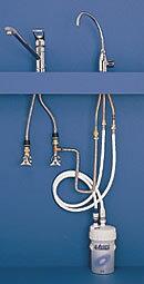 キッツ浄水器オアシックスビルトイン分岐型専用水栓タイプ【クレジットカードOK】