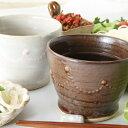【益子焼】 釉薬シリーズ 蕎麦ちょこ 小さめで使いやすい いっちんドット柄 単品1個