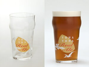 よなよなリアルエール専用グラス 1個 【b_2sp0206】