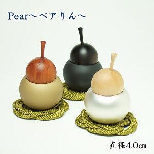 【仏具おりん】pearペアりんおりんセットゴールド/シルバー/ブラック