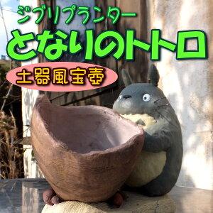 """〜スタジオジブリの""""となりのトトロ""""より、大事そうに壺の中をのぞき込むトトロ…〜★ジブリ..."""