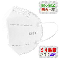 KN95 マスク 防塵 不織布 飛沫シャットアウト 5層構造 超立体 不織布 PM2.5 花粉対策 4枚