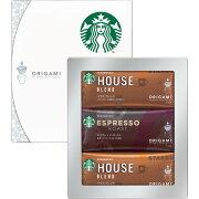 バックス オリガミパーソナルドリップコーヒーギフト ランキング コーヒー