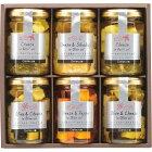 【送料無料】チーズのオリーブオイル漬けおつまみセットNC-516瓶入り【チーズおつまみギフト】【入学進学内祝い】【ギフト内祝いお返し】