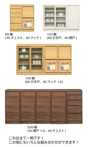 【P10倍】天板+開き戸チョイス幅40奥行40送料無料【家具のよろこび】
