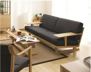 【6/24までソファーにクリーナー付】カリモク本革3PソファーWU4703E353送料無料湿気対策【c】