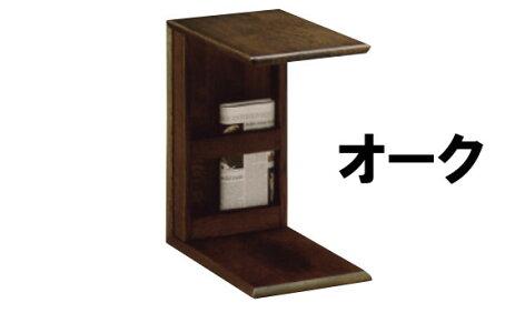 カリモクサイドテーブルTU1752MKオーク材送料無料【家具のよろこび】【c】