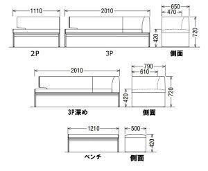カリモクベンチスタイルダイニングCU574点セット布シート送料無料【家具のよろこび】【c】