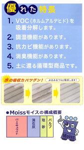Moiss(モイス)でできたエコな土のバスマット快適サラサラ節電節水楽天セール【RCP】