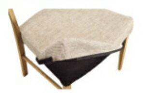 【P10倍】カリモク布シート肘無しダイニングチェアCT53専用替えカバー送料無料【家具のよろこび】