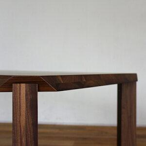 LIVWOOD商品名|アリエス2ダイニングテーブル180cmカラー|ブラウンウォールナットサイズ|幅1800奥行850高さ720mm生産国|国産日本製北欧スタイリッシュモダンオイルまたはエコウレタン塗装仕上げ本体価格/154,500円(税抜き)