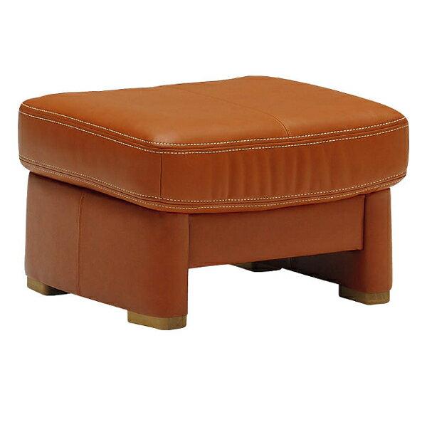 【P10倍】 カリモク 本革スツール ZT7306WS【家具のよろこび】:カリモク&国産家具のよろこび