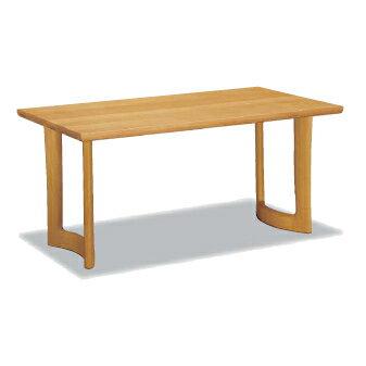 【5/1限定P11倍】 カリモク オークムク材ダイニングテーブル DD5220MS幅1500  家具のよろこび 【店頭受取対応商品】