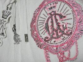 クリスチャンオードジェーChristianAudigierベロアパーカー刺繍ラインストーンスパンコール