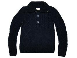 ディーゼルDieselレディース長袖セーターニット100%ウールサイズL中古未使用品