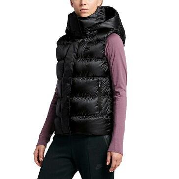 LA直輸入品 レディース ナイキ NIKE ダウンベスト 550フィルダウン 中古 新品未使用 Nike Sportswear Women's Hooded Down Vest