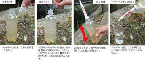 携帯用非常・災害用浄水器mizu−Qp