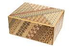 特大秘密箱54回仕掛け尺小寄木