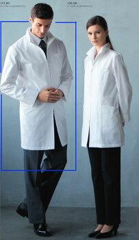 男性用/メンズドクターハーフコート(写真左)アプロン/AP-RON/APRON