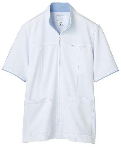 白衣 住商モンブラン72-904ペアジャケット(メンズ)72-904