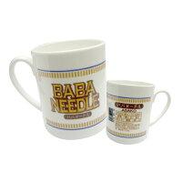 敬老の日 ジジババヌードルマグカップ 名入れ プレゼント オリジナル